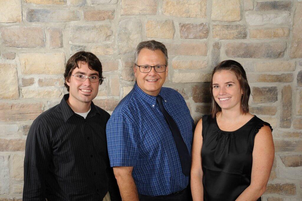 Trois podiatres à Sherbrooke