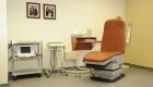Salle d'opérations de la clinique podiatrique à Sherbrooke