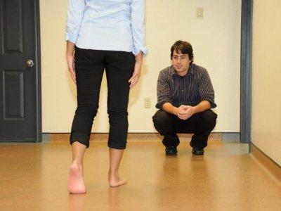 Foot Biomechanical Exam