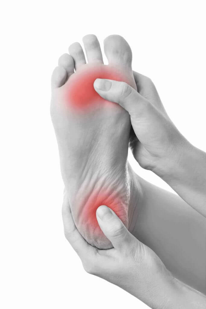 Other foot conditions